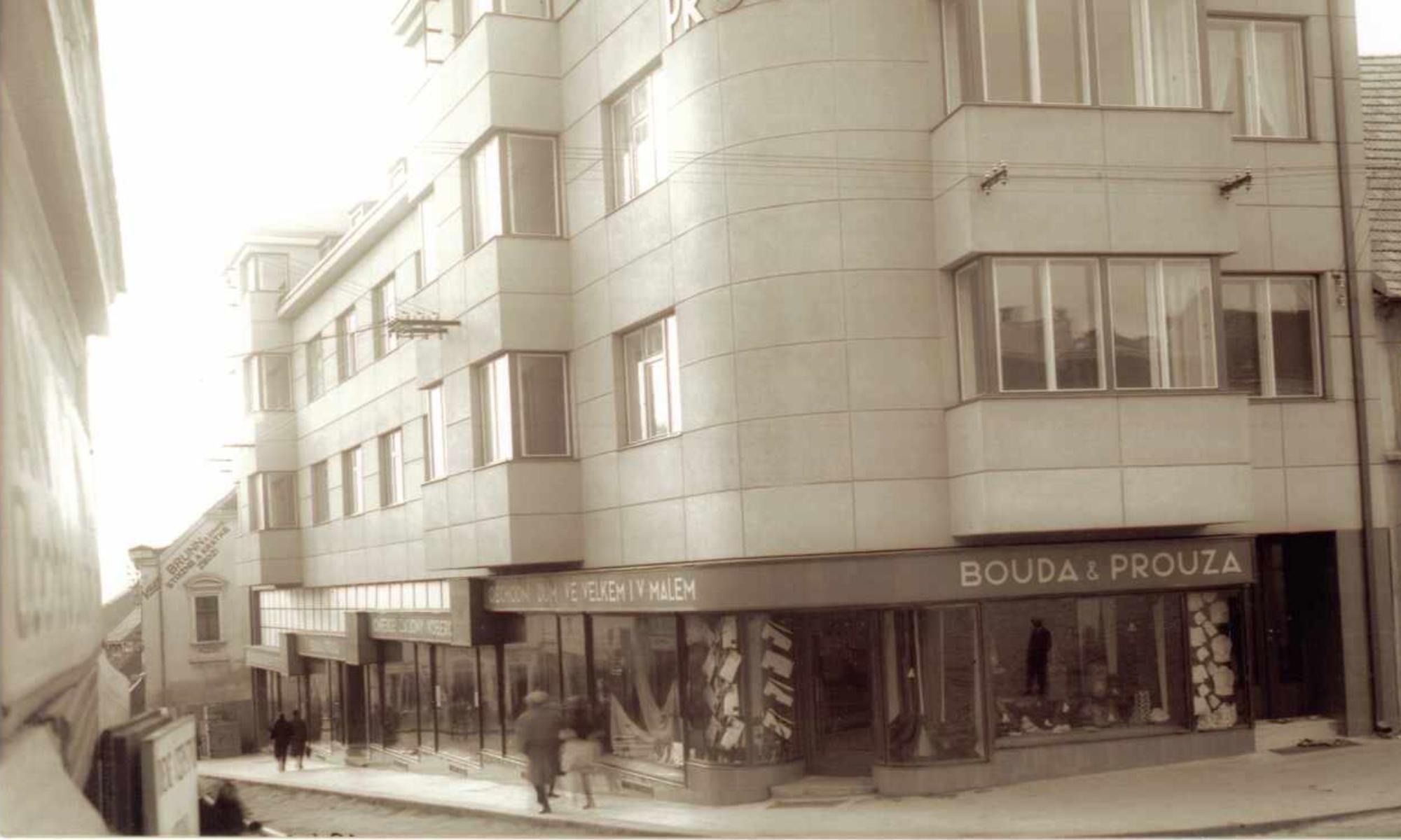Uherský Brod - centrum